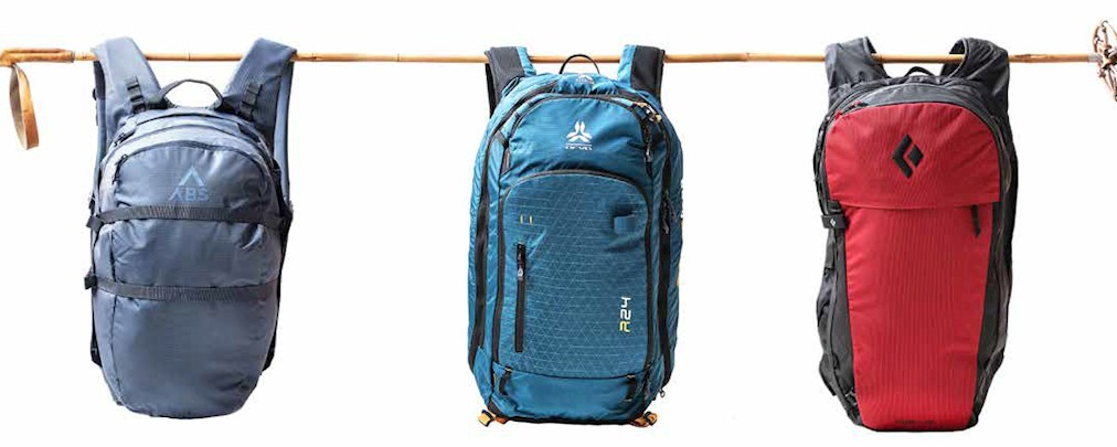 Im Test: Airbag-Rucksäcke für Tages-Skitouren