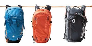 Produkttest 2021: Airbag-Rucksäcke