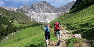 Pragser Dolomiten und Allgäuer Alpen: GPS-Tracks der April-Ausgabe