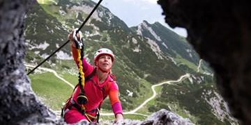 Mauerläufersteig: Ferrata mit Nordwand-Feeling!