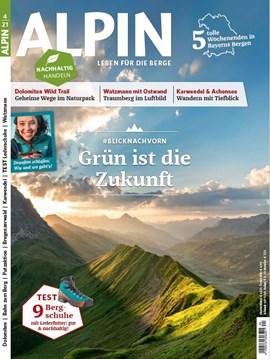 """Nachhaltigkeit im Fokus: die """"grüne"""" Ausgabe von ALPIN. Ab dem 13.03. im Zeitschriftenhandel oder in unserem <a href=""""https://leserservice.alpin.de/de_DE/einzelhefte?onwewe=0601&utm_campaign=alpinde-navi&utm_term=header-heft"""" rel=""""nofollow"""" target=""""_blank"""">Heft-Shop</a> erhältlich!"""