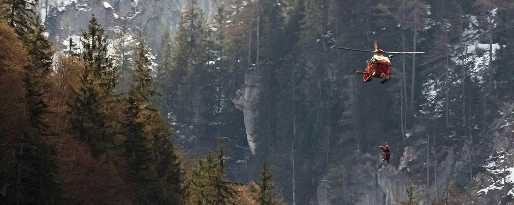 Rettungseinsatz Jenner Hochbahnweg