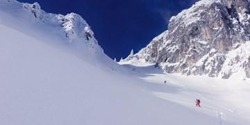 Wie kleide ich mich richtig auf Skitour?