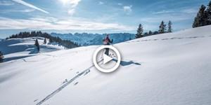 So geht umweltbewusstes Skitourengehen in Bayerns Bergen.