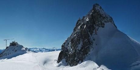 Mont Blanc auf dem größten Panorama-Bild der Welt