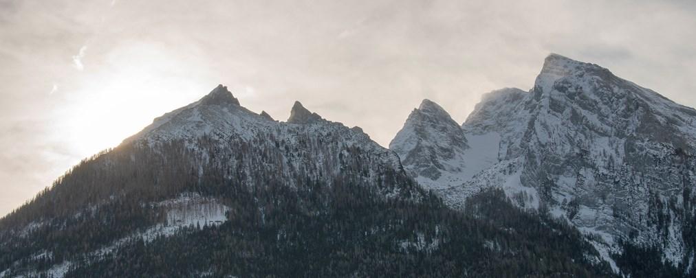 """Berchtesgadener Alpen: Bergwacht sucht """"am falschen"""" Berg nach Skitourengeher"""