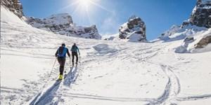 Skitour: Watzmannkar und 3. Kind