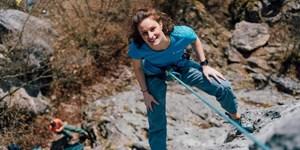 DAV: 8 Regeln für naturverträgliches Klettern