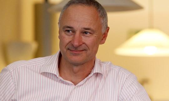 Peter Schöffel Gründer und Vorstand der Schöffel Stiftung