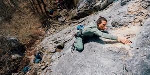 """Natürlich klettern"": DAV erneuert Kampagne zum Felsklettern"
