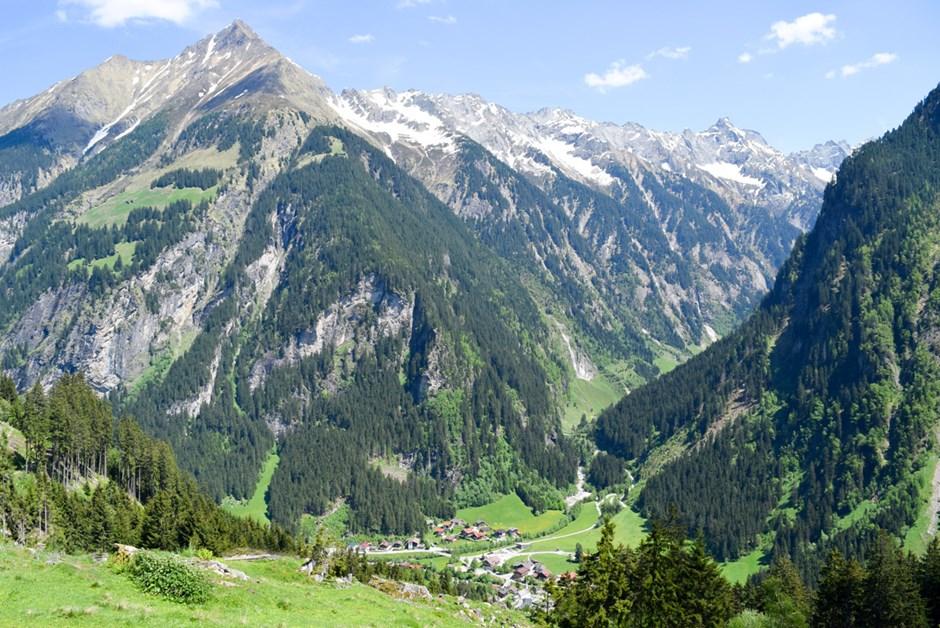 Erstes Bergsteigerdorf: Ginzling