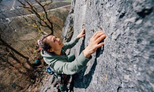 Klettern boomt