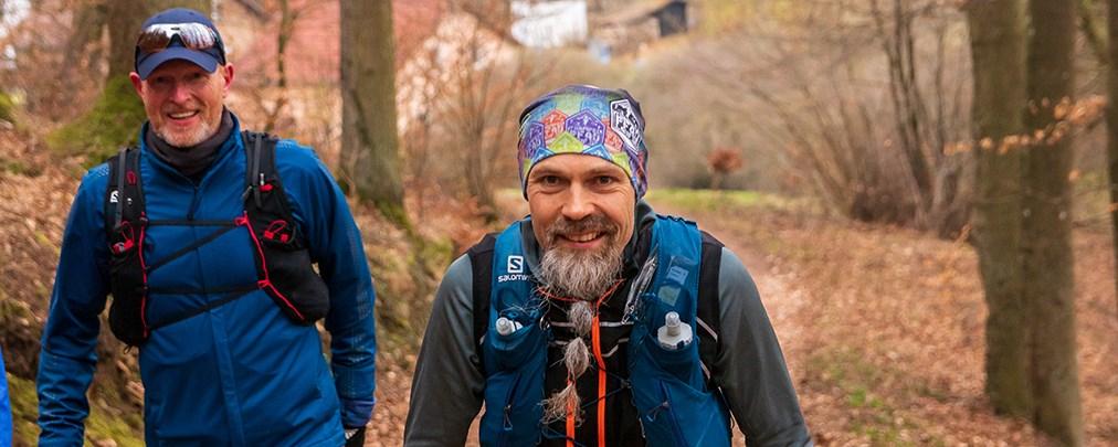 Holger Lapp auf dem Eifelsteig