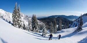 Hochplatte Skitour