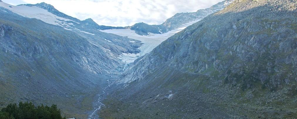 Österreichische Alpen: Gletscherschmelze schreitet weiter voran