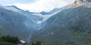 Österreich: Gletscherschmelze schreitet unaufhaltsam voran