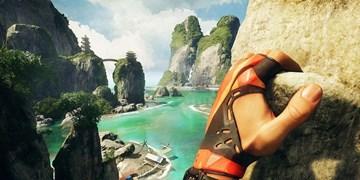 """Das VR-Spiel """"The Climb 2"""" lässt euch Berge erklimmen"""