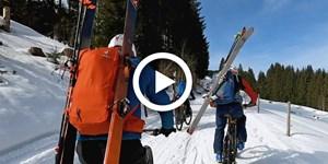 Video: Auf Skitour mit dem E-Bike