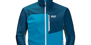 Test: Jack Wolfskin New Eagle Peak Softshell