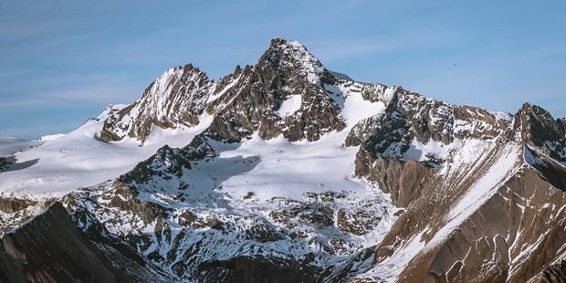Drei Bergsteiger geraten am Großglockner in Bergnot