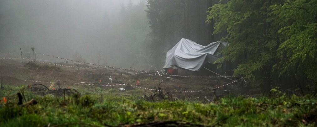 Seilbahn-Unglück in Stresa: Staatsanwaltschaft ermittelt wegen fahrlässiger Tötung