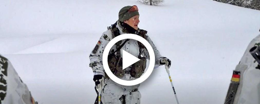 Bea Soyter: Vom Spitzensport zur Heeresbergführerin
