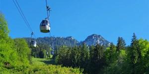 Zugspitzgebiet: Alpspitz-, Hochalm- und Kreuzeckbahn fahren wieder