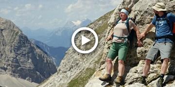 """""""Sicher am Berg"""" : Neue Video-Kampagne des ÖAV."""