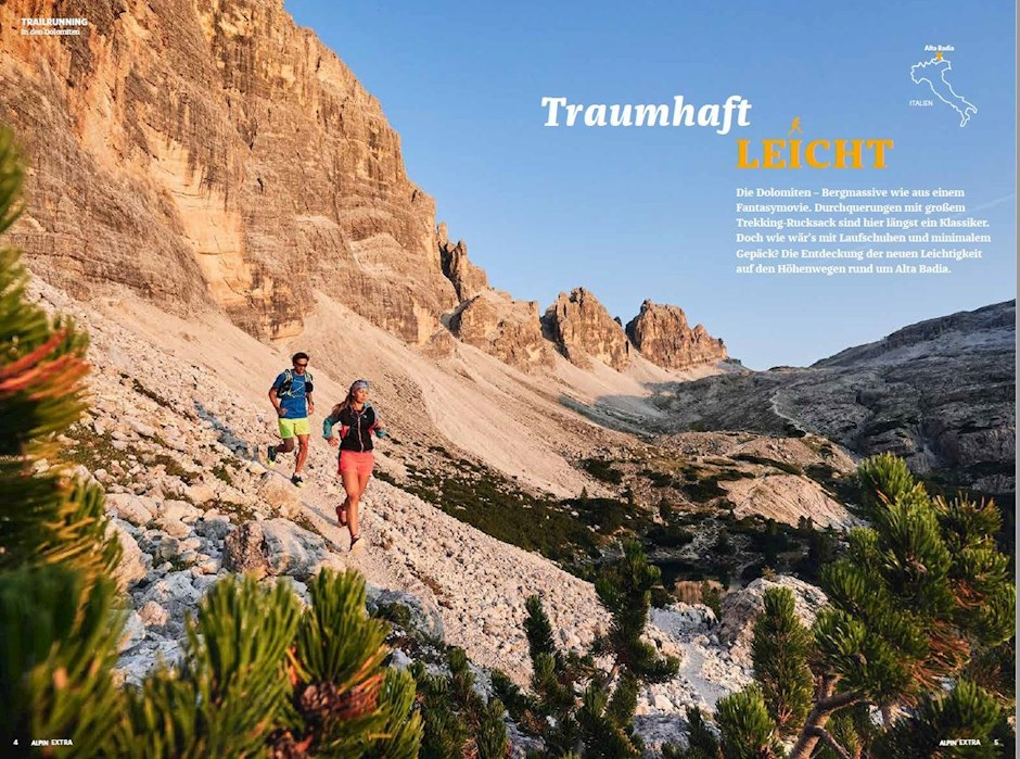 ALPIN-Extra: Trailrunning