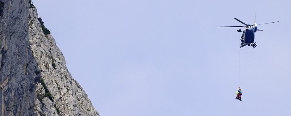 Franke stirbt bei Kletterunfall am Hochthron