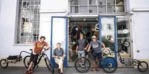 Projekt Wallride: Stefan Glowacz und Philipp Hans unterwegs