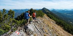 Gipfeltraumtour Blauberg-Überschreitung