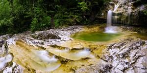 Nationalpark Berchtesgaden sperrt Gumpen am Königsbach