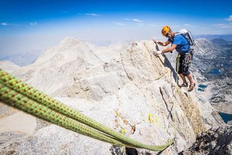 Felsklettern: 7 Tipps für Mehrseillängenrouten