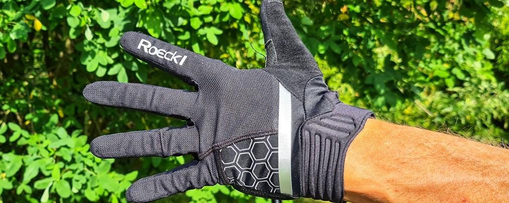 Im Test: Roeckl Bike-Handschuhe Bi-Fusion Morgex
