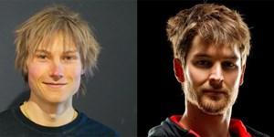 Deutsche Kletterer bei Olympia: Alex Megos und Jan Hojer