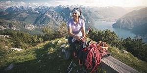 Berge im TV: Mit Gerlinde Kaltenbrunner am Traunstein
