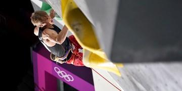 Deutscher Olympia-Kletterer: Alexander Megos.