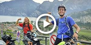 Video: Bikepacking von München nach Nizza