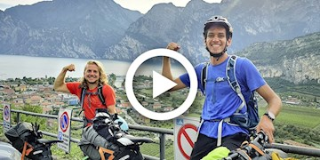 ALPIN 9/21 - Abenteuer Transalp