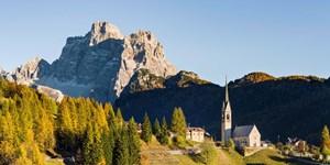 Bergtour auf den Monte Pelmo in den Dolomiten