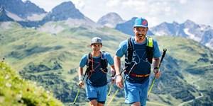 264 Kilometer über die Alpen: Dynafit Transalpine Run 2021