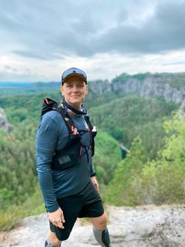 Trailrunner Marc Brunne