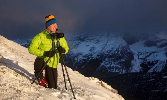 ALPIN-Fotoworkshop mit Bernd Ritschel