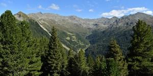 Wanderung auf die Kreuzspitze in den Tuxer Alpen