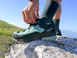 Getestet: Der Rock DFS GTX Schuh von Aku.