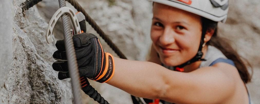 SAAC-Quiz: Klettersteig-Camp mit Hotel-Übernachtung gewinnen!
