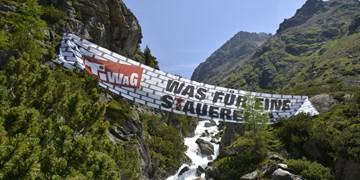 Mountain Wilderness protestiert gegen Bau einer Staustufe im Hinteren Längental