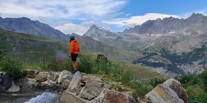 Bike & Hike Tour auf den Mont Avril in den Walliser Alpen