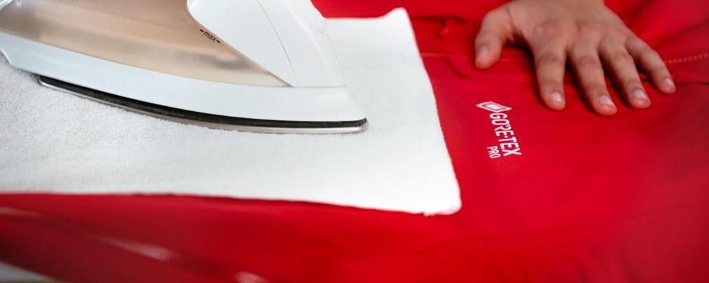 Outdoor-Bekleidung pfiffig reparieren mit den ALPIN-Patches